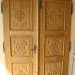 Jugendstil Tür